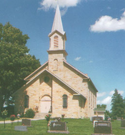 Picture of St. Patrick's Church